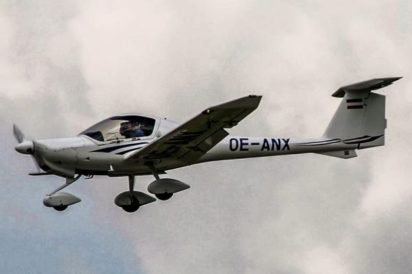 Diamond Aircraft DA20-A1 Katana